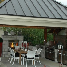 Déco jardin/extérieur pour une barbecue party
