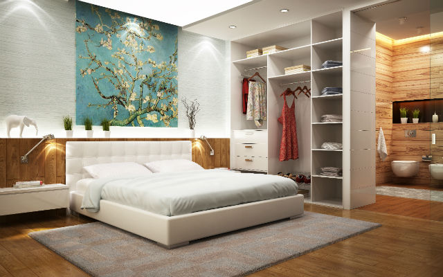 D co chambre zen attitude for Chambre decoration zen