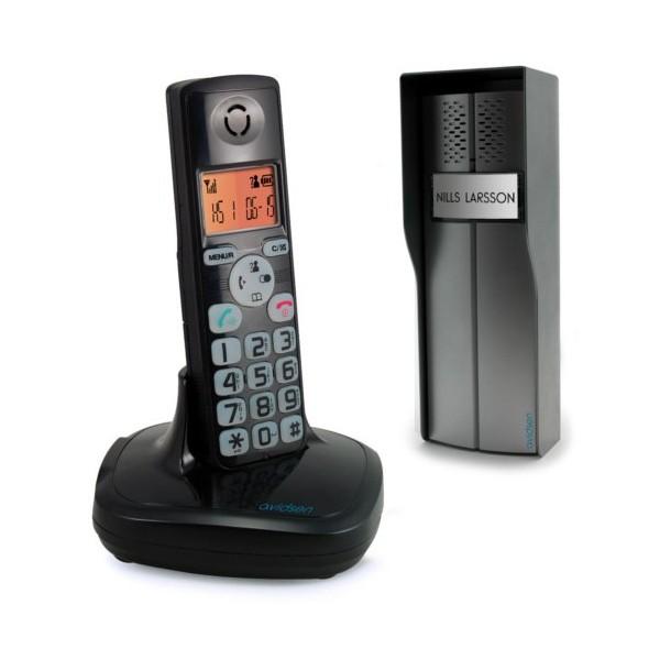 Nouveau venu sur le marché: l'interphone sans fil