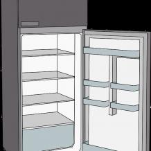 Donner un coup de neuf à la cuisine en relookant le frigo
