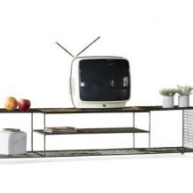Le choix d'un meuble TV au style industriel