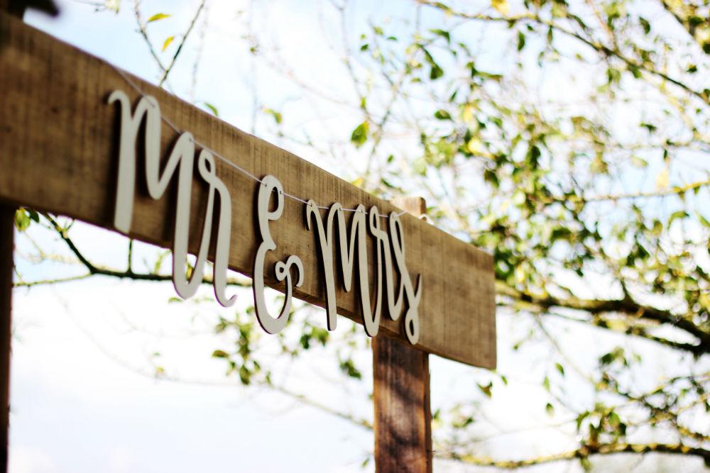 8 éléments de déco de mariage chic